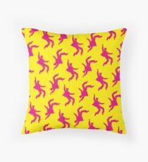 Pink Elvises Floor Pillow