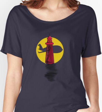 Lighthouse Air Women's Relaxed Fit T-Shirt