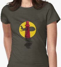 Lighthouse Air Women's Fitted T-Shirt