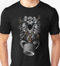 Off-Road Tire Skulltree T-Shirt