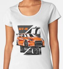 Nissan GT R Nismo Women's Premium T-Shirt