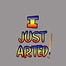Just ART by Kestrelle