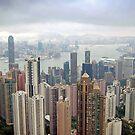 Hong Kong Skyline by llemmacs