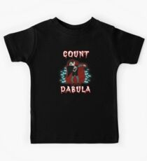 Halloween Count Dabula Kids Clothes