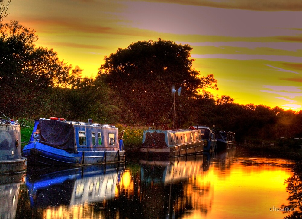moored up  by chasmcn