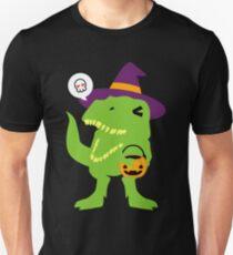 Trick or Treat T-rex T-Shirt