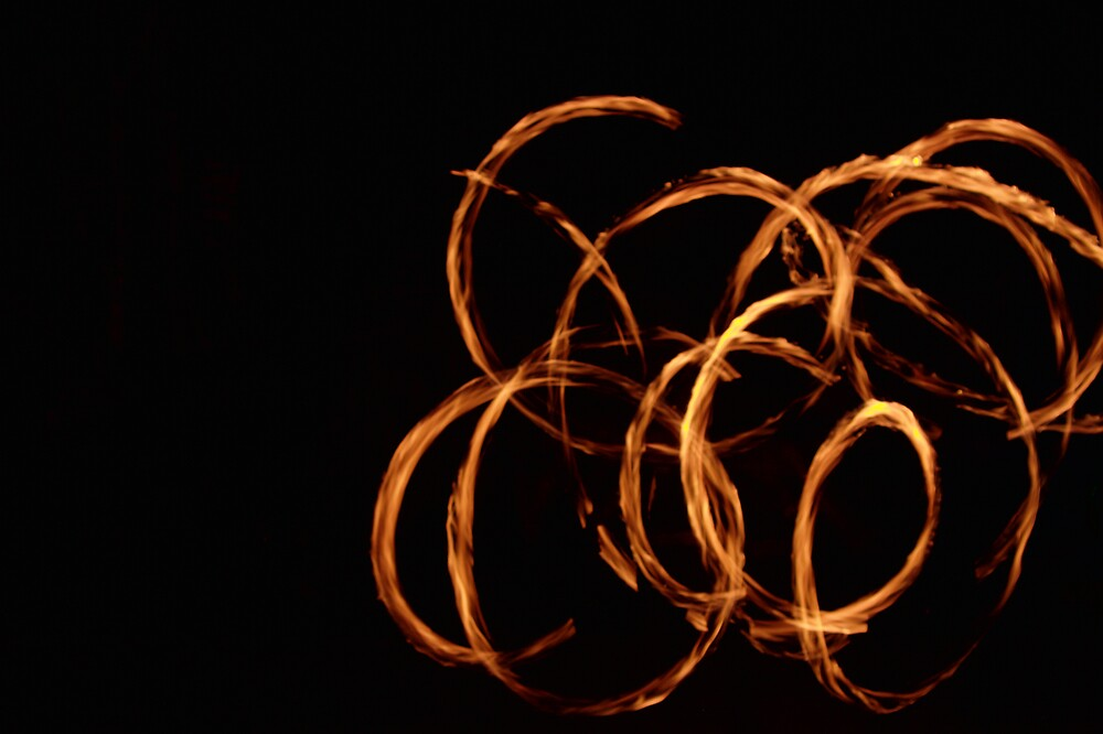 OCF Fire Poi 23 by RolandTumble
