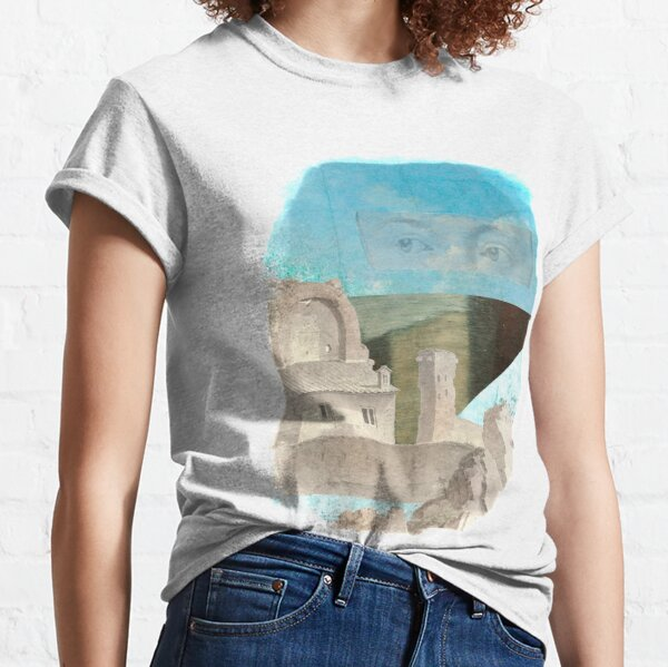 Faded fantasies of a neglected mind Classic T-Shirt