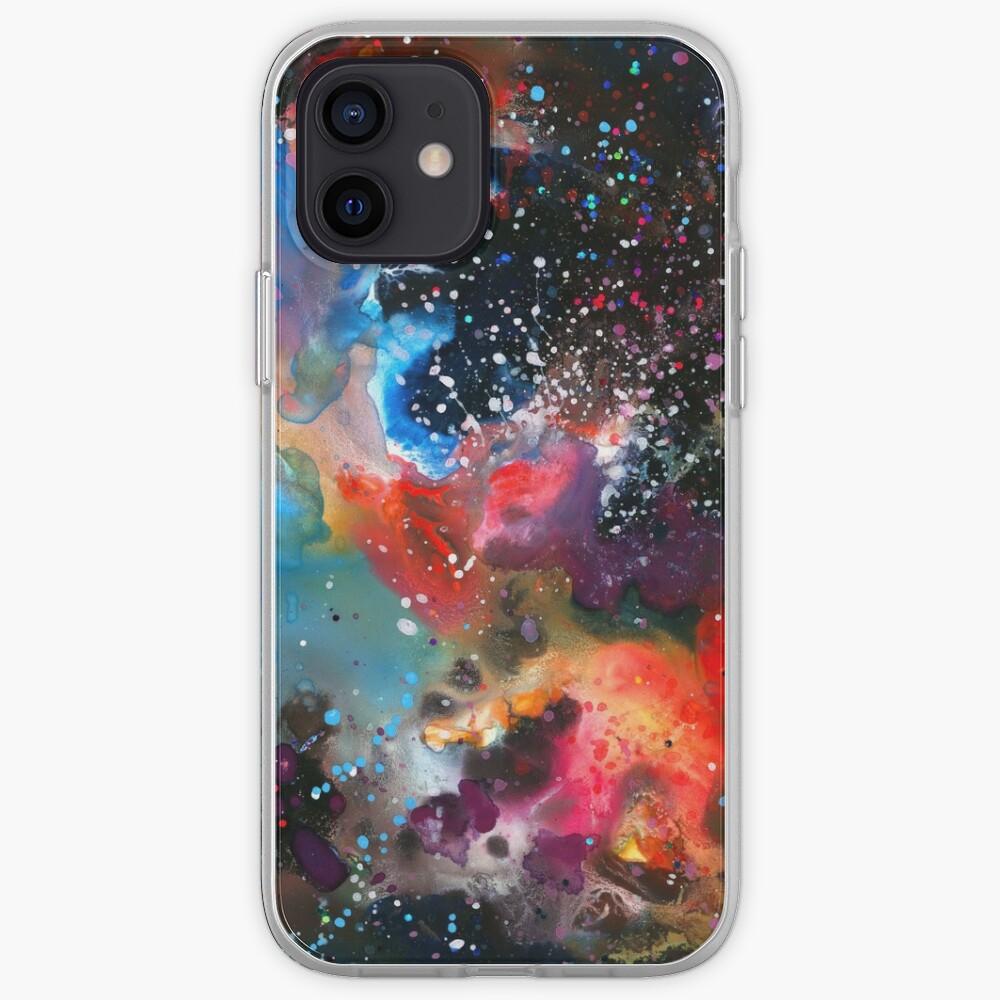Nadezhda nebula iPhone Case & Cover