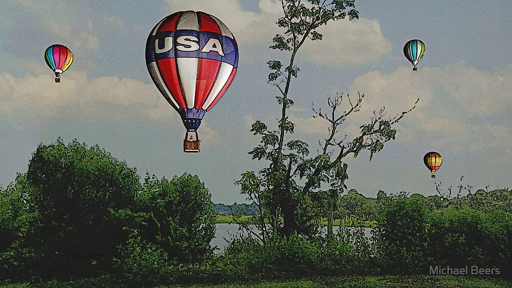 FULL OF HOT AIR by Michael Beers