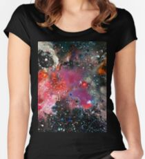 Chemistry of Nothing Women's Fitted Scoop T-Shirt
