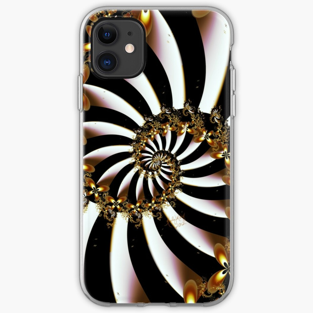 Butterfly Vortex iPhone Case & Cover
