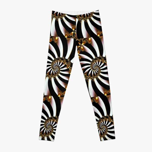 Butterfly Vortex Leggings
