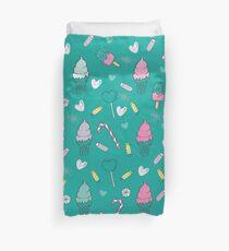 Lollies + Icecream Duvet Cover