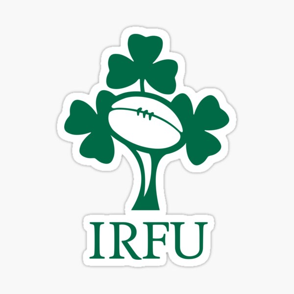 Irlande rugby Sticker