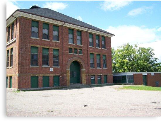 Alice St. Elementary School by Glenn Esau