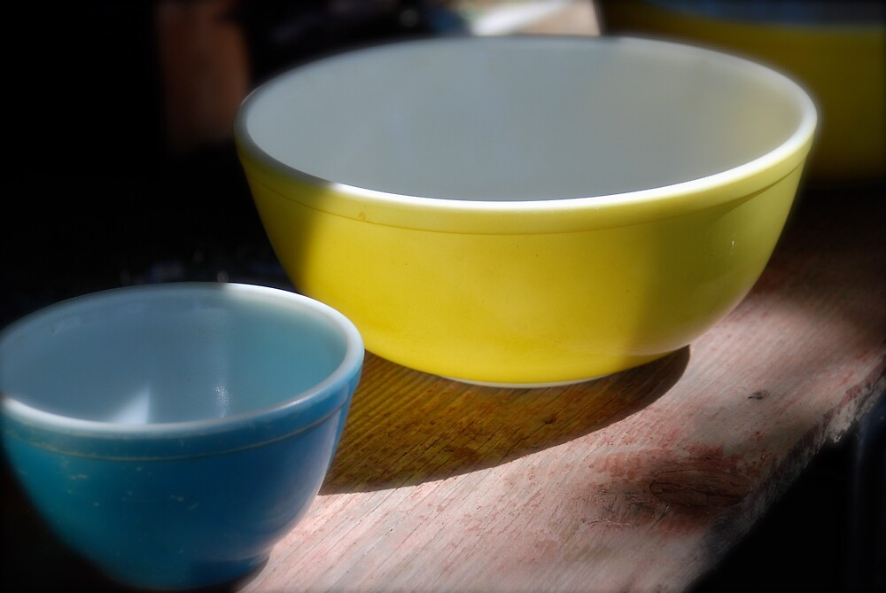 Bowls by Robert Baker