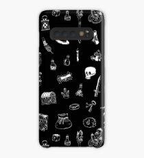 Magic Stuff Black Hülle & Klebefolie für Samsung Galaxy