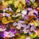 Ajuga Holiday Klimt Style by Fay270