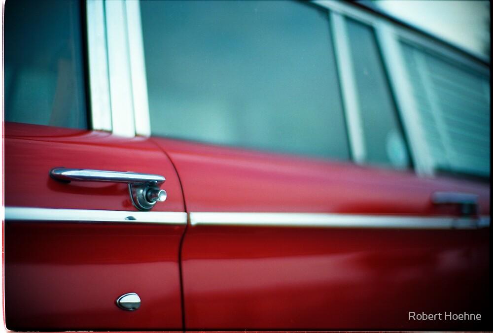 Car Door Handle by Robert Hoehne