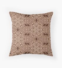 Doily net (2) Throw Pillow