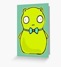 Kuchi Kopi Greeting Card