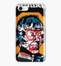 Metallica Rock'n Roll Band iPhone Case/Skin