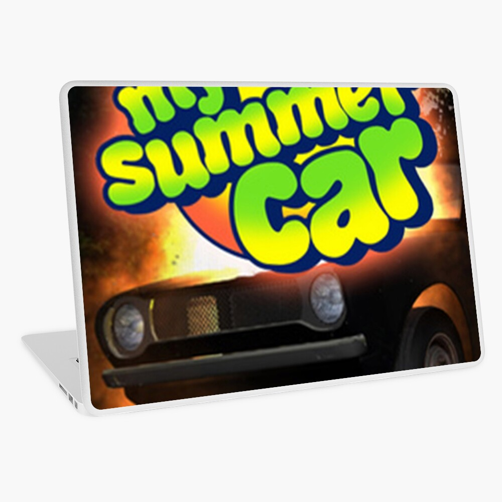 My Summer Car Laptop Skin