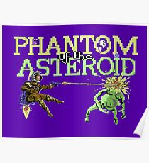 Gaming [C64] - Phantom of the Asteroid Poster