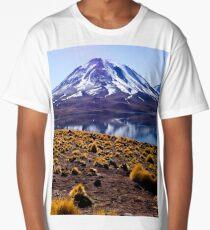 Blue Mountain Long T-Shirt