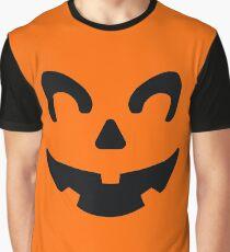 Jack-O'-Lantern Graphic T-Shirt