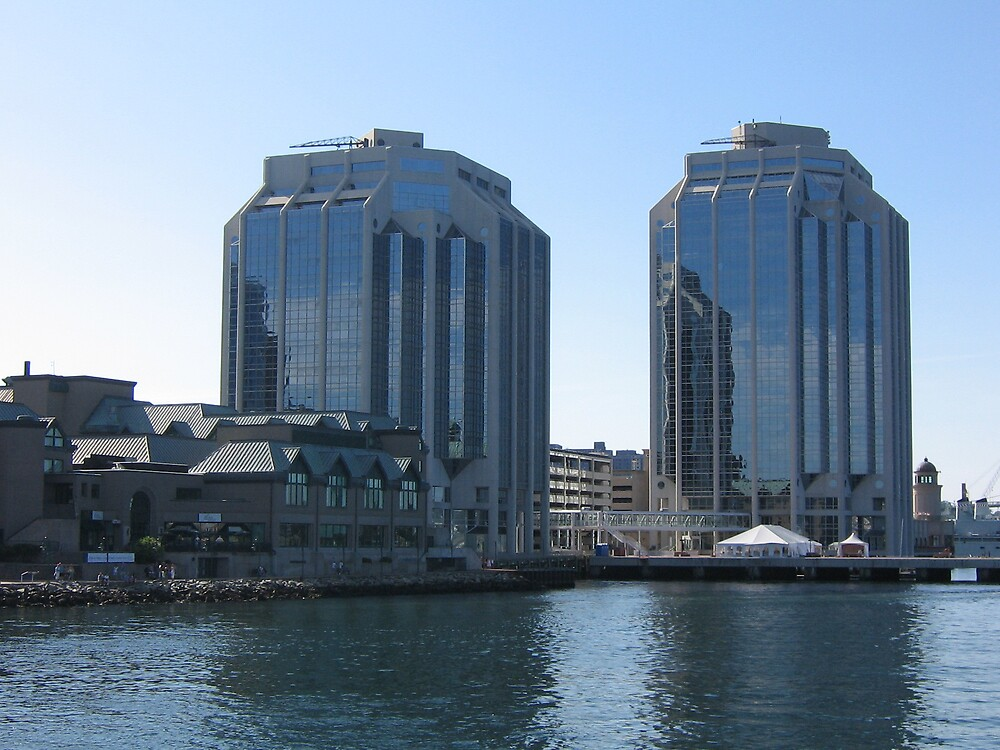 Halifax Trip of Purdy Warf by LeslieSweets