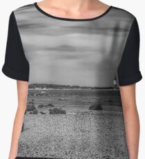 Orient Point | New York Women's Chiffon Top