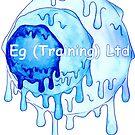 dripping egt logo by Charis Woodrow