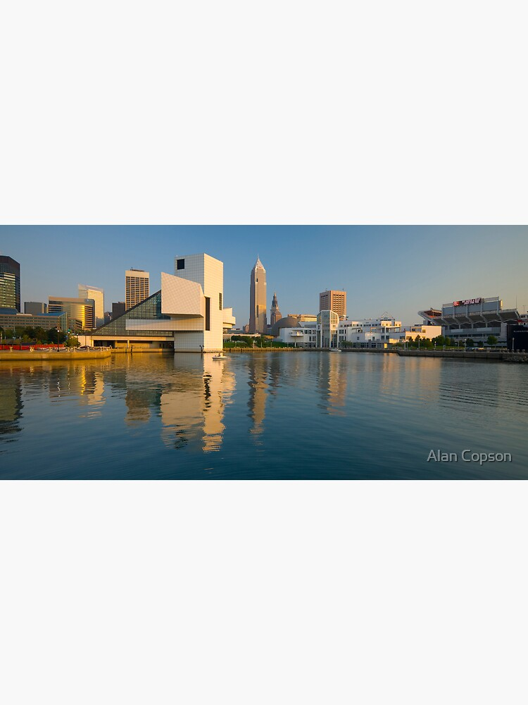 Cleveland Ohio  Rock and Roll Hall of Fame (Alan Copson © 2007) by AlanCopson