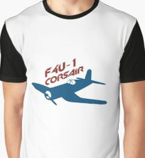 F4U-1 CORSAIR TSHIRT Graphic T-Shirt