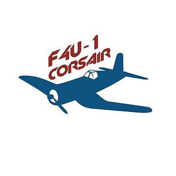 F4U-1 CORSAIR TSHIRT by calvindaws