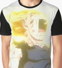 Majin Vegeta Death Graphic T-Shirt
