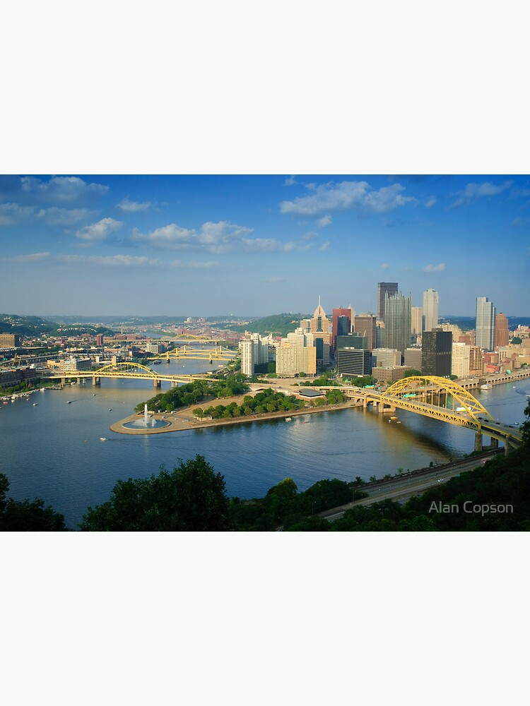 Pittsburgh Pennsylvania (Alan Copson © 2007) by AlanCopson