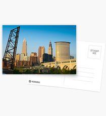 Cleveland Ohio (Alan Copson © 2007) Postcards