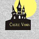 CASTLE VANIA TSHIRT by calvindaws