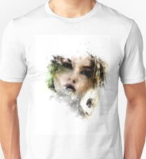 Ink Smudge Woman T-Shirt