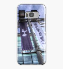 Come On You Spurs Samsung Galaxy Case/Skin