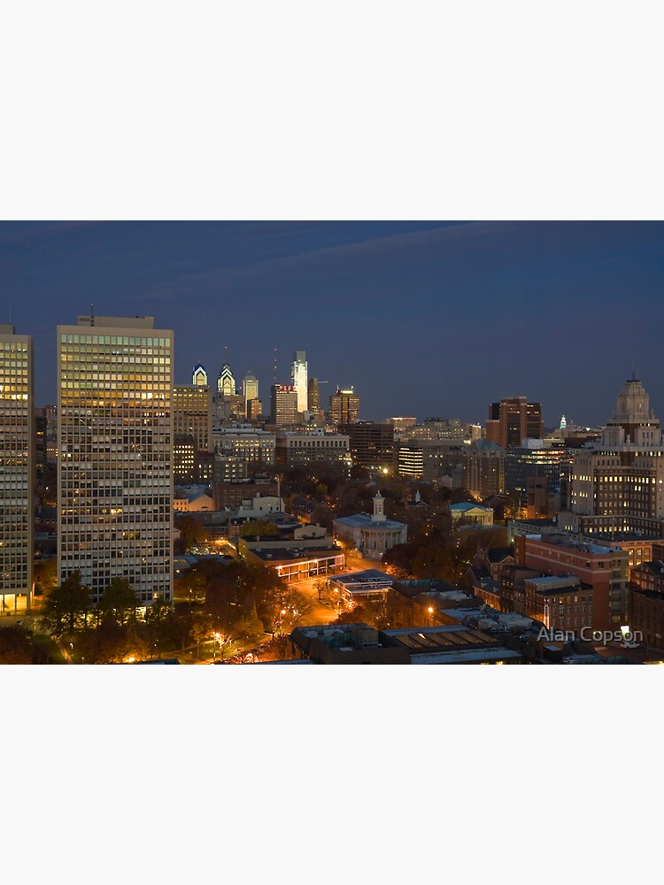 Philadelphia Downtown/Center City and Old City (Alan Copson © 2007) by AlanCopson