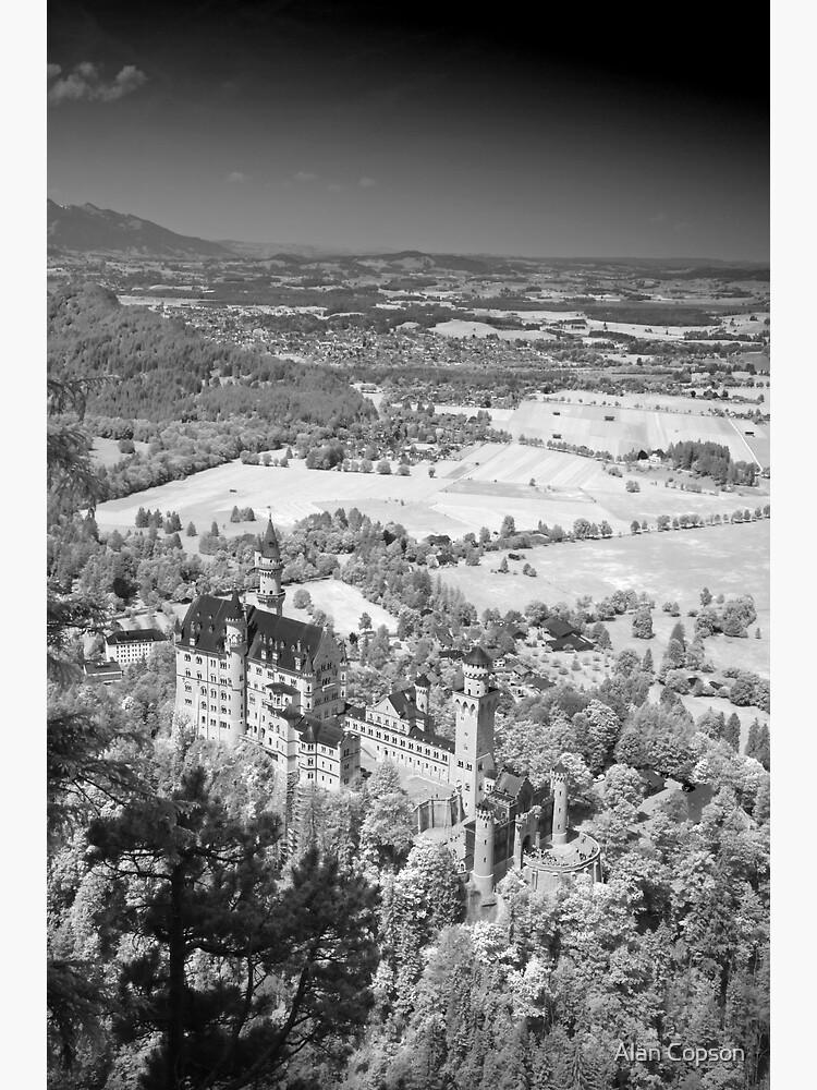 Neuschwanstein Castle. Bavaria. (Alan Copson ©) by AlanCopson