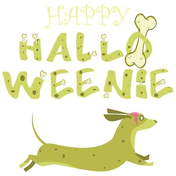 Happy Halloweenie by mydachshund
