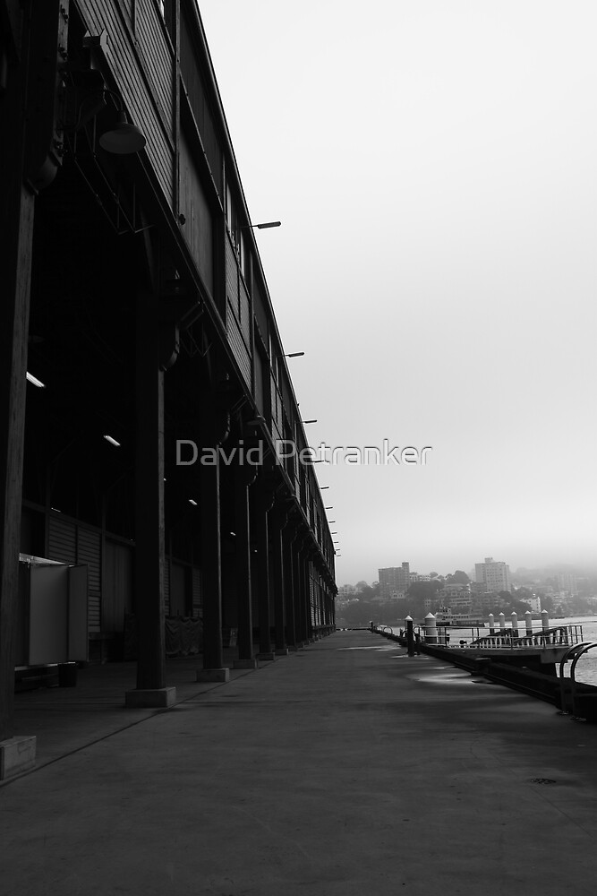 Wharf by David Petranker