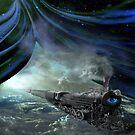 Unzipping Skies by Igor Zenin