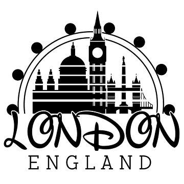 London England by goofyfootartist