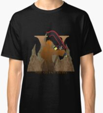 THE SILENT HERO (Lexaeus Variant) Classic T-Shirt